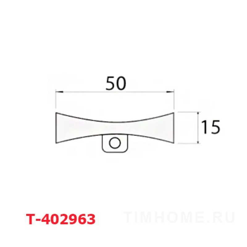 Декоративная опора для мягкой мебели T-402963