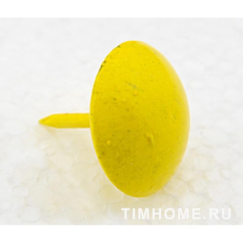 Гвозди мебельные декоративные, глянцевые-однотонные THG 024110