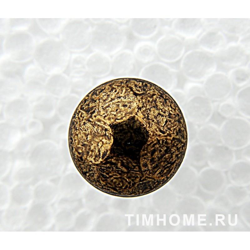 Гвозди мебельные декоративные Пятиугольник 11х16мм THG 006110