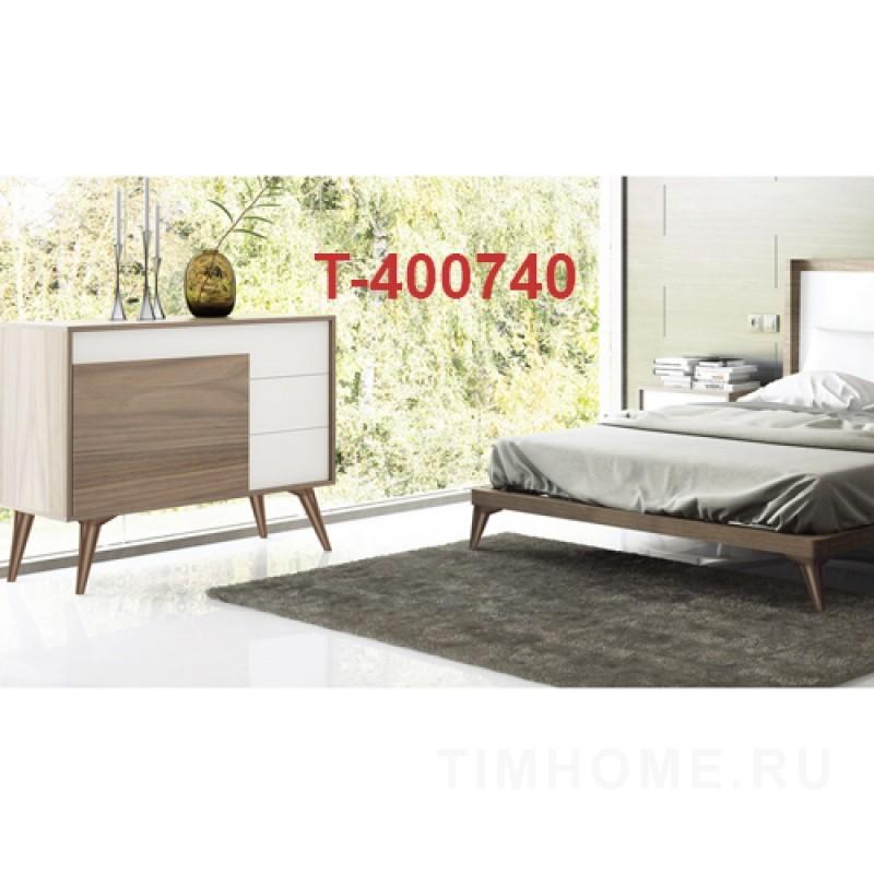 Опора для мягкой мебели T-400740