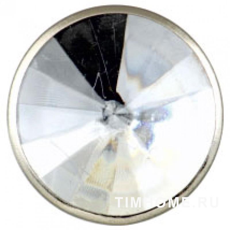 Мебельная пуговица стразы №1 20мм THP 01020