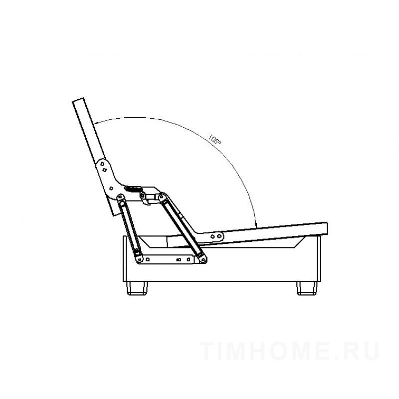 "Механизм трансформации дивана ""Книжка""  TML - 01"