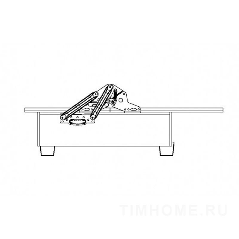 "Механизм трансформации дивана ""Книжка""  TML - 02"