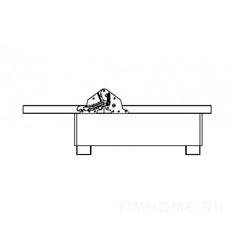 "Механизм трансформации дивана ""Книжка""  TML - 07"