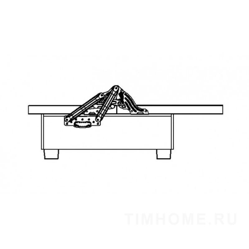 "Механизм трансформации дивана ""Книжка""  TML - 08"
