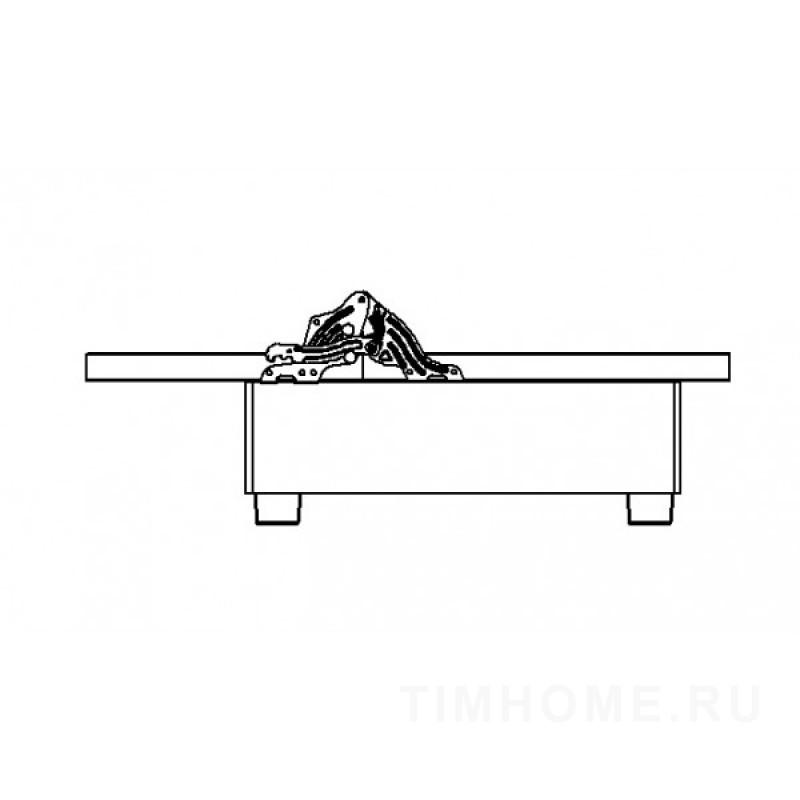 "Механизм трансформации дивана ""Книжка""  TML - 09"