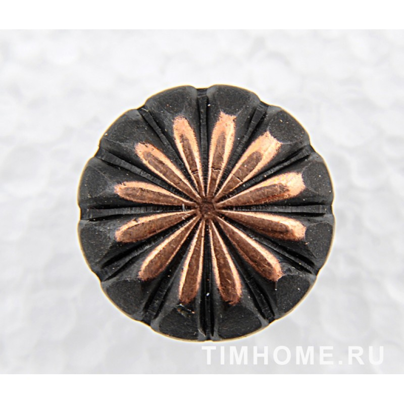 Гвозди мебельные декоративные Цветок 18х20мм THG 010180