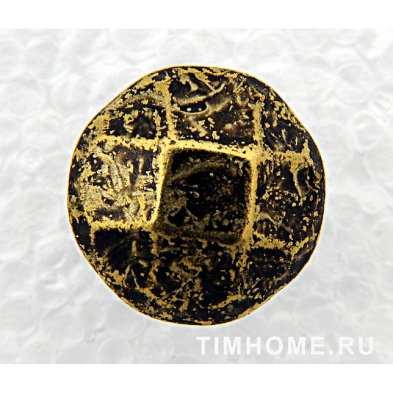 Гвозди мебельные декоративные Пентагон 16х19мм THG 008160