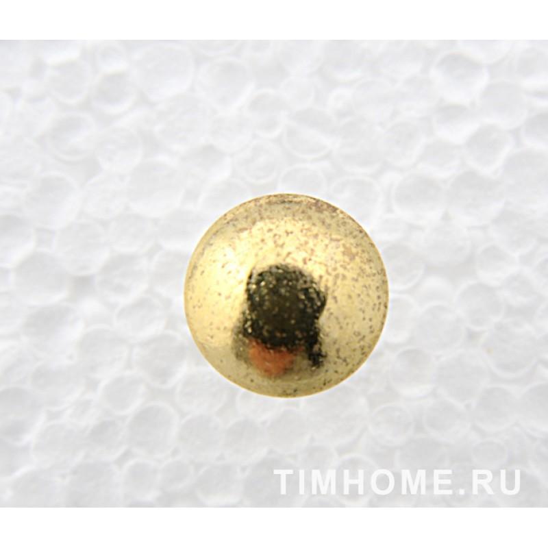 Гвозди мебельные декоративные С рифленой ножкой 6,5х16 мм THG 019065