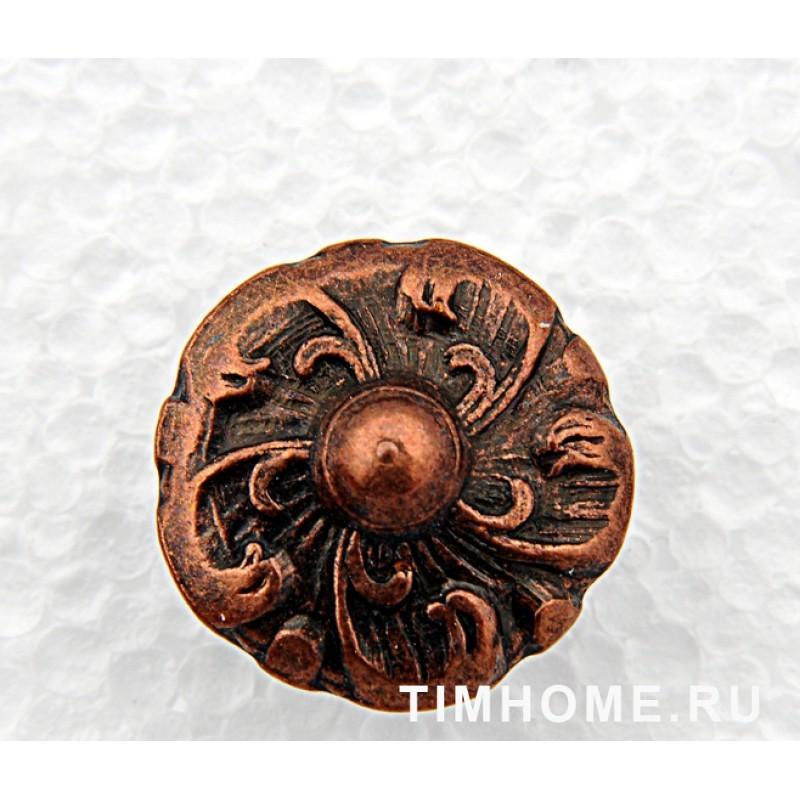 Гвозди мебельные декоративные Рок 19х21 THG 017190