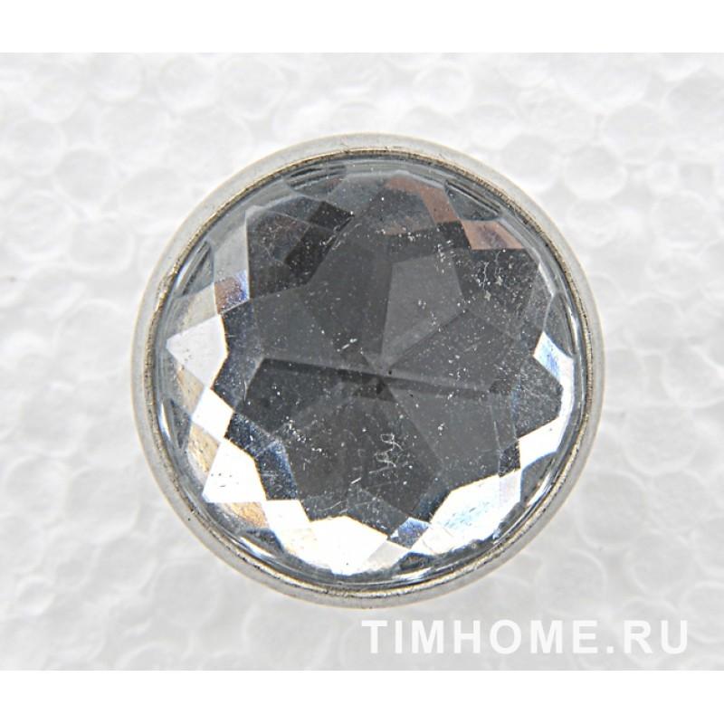 Гвозди мебельные декоративные С камнем 16,5х21 мм THG 018165