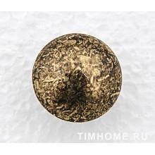 Гвозди мебельные декоративные Сфера малая 18х20 мм THG 001180
