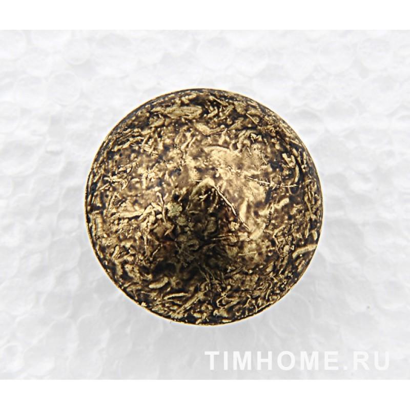 Гвозди мебельные декоративные Сфера малая 9,5х16мм THG 001095