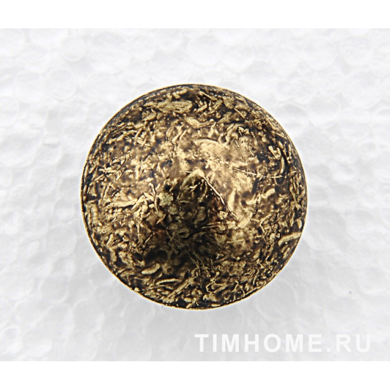 Гвозди мебельные декоративные Сфера малая 16х19 мм THG 001160