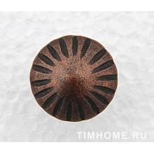 Гвозди мебельные декоративные Солнце 18х20 мм THG 009180