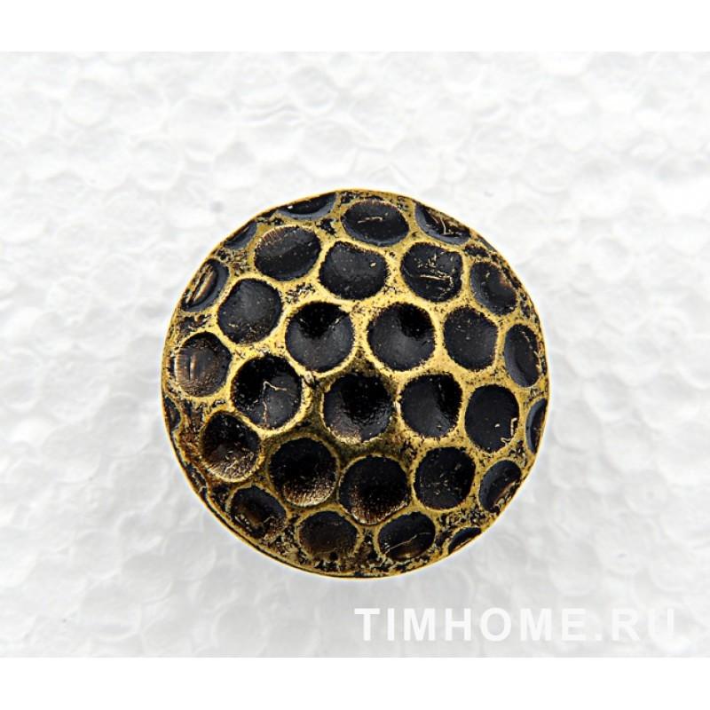 Гвозди мебельные декоративные Соты 11х15 мм THG 003110