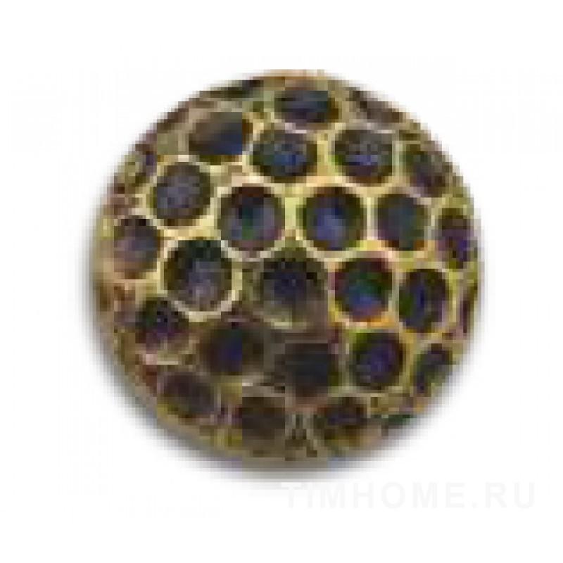 Гвозди мебельные декоративные Соты 18х20мм THG 003180