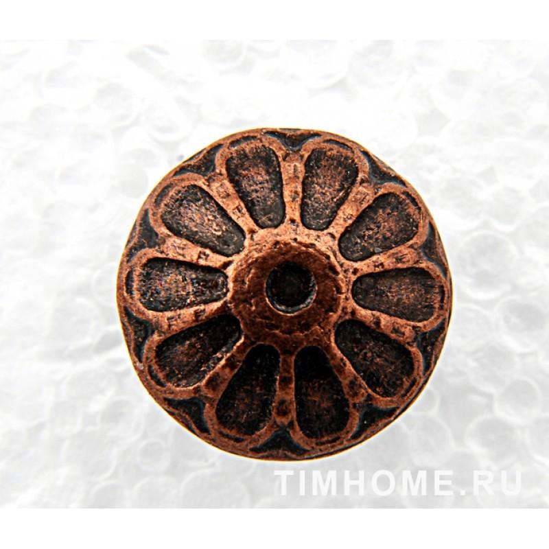 Гвозди мебельные декоративные Зонт 16х19 мм THG 013160